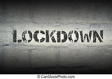 palabra, gr, lockdown