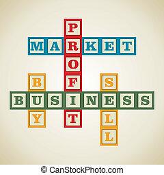 Palabra relacionada con los negocios