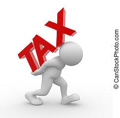 """Palabra """"tax"""""""