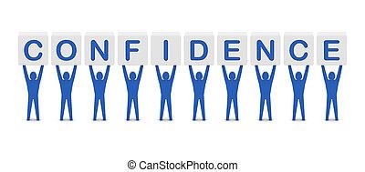 palabra, tenencia, hombres, confidence.