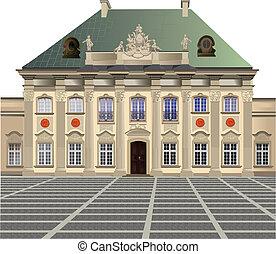 Palacio Pod blacha