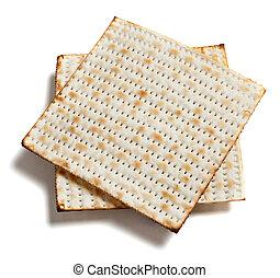 Pan de Matza en blanco