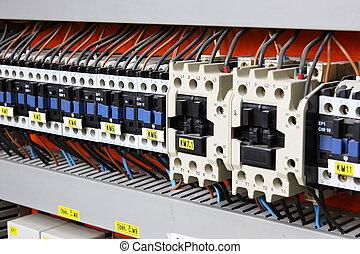 Panel eléctrico