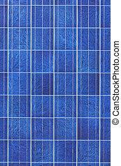 Panel solar superficie