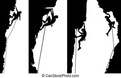 Paneles laterales de escalador