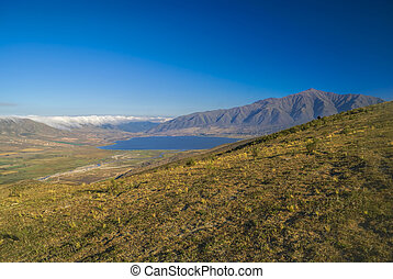 Panorama en capilar del monte