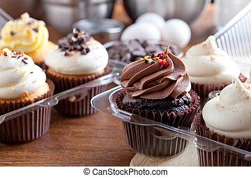 Panqueques de pastelería Gourmet