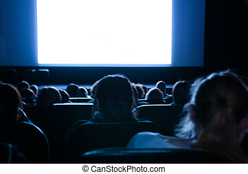 pantalla, cine