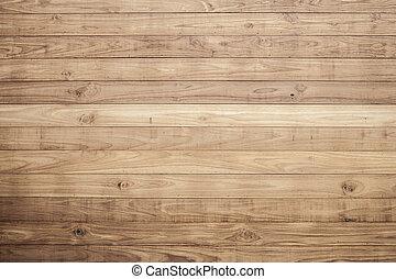 Pantalla de madera marrón de la pared de madera