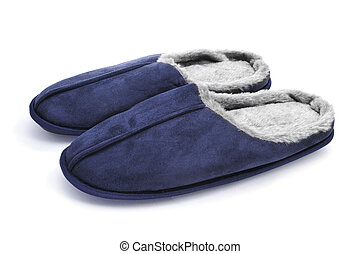 Pantuflas calientes