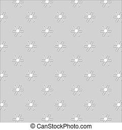 Papel blanco texturizado