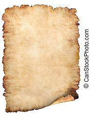 Papel de pergamino