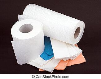 papel, disponible