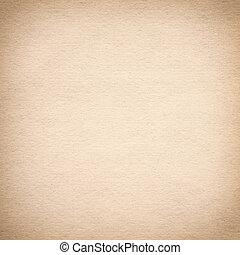 papel marrón, viejo, plano de fondo