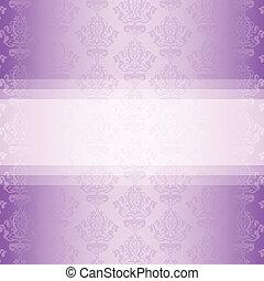 Papel púrpura vector