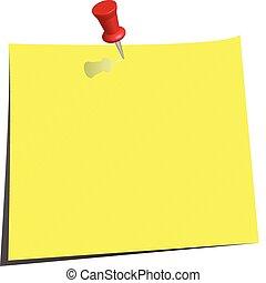 Papel pintado, amarillo canario