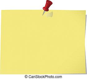 Papel pintado, amarillo
