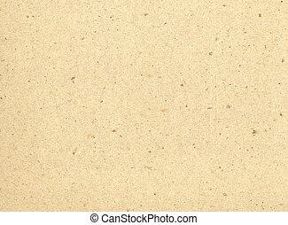 Papel reciclado de beige