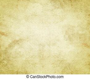 Papel viejo o pergamino