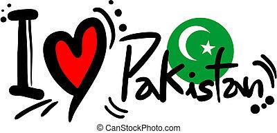 paquistán, amor
