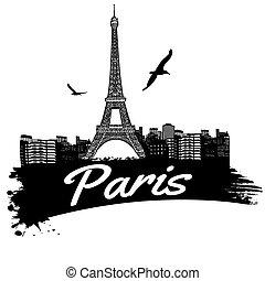 parís, cartel