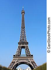 París, torre de eiffel