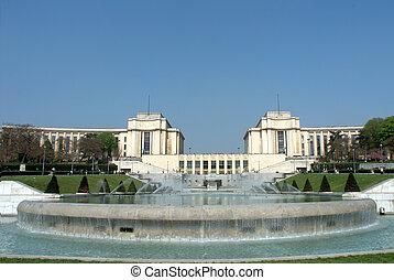 París, Trocadero