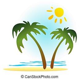 paraíso, trópicos