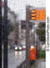 Para en la lluvia