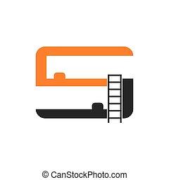 parador, s, logotipo