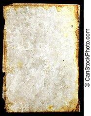 Parchm de papel vintage