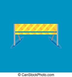 Pare la barrera