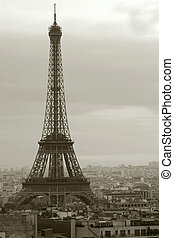 Paris Overcast