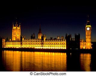 parlamento, casa