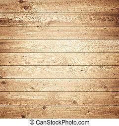 Parqué de madera oscura