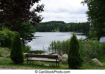 Parques, lagos y grietas, Pearl Lubusz Yagow