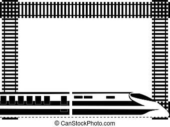 pasajero, transporte por ferrocarril