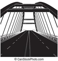 Pase por el puente
