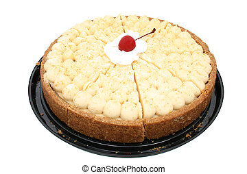 pastel de queso, atlanta