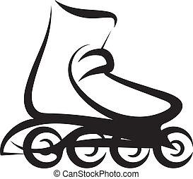 Patín de ruedas