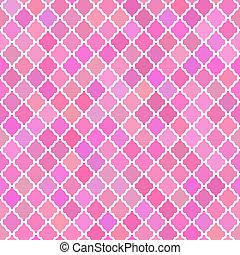 Patrón abstracto en colores rosados