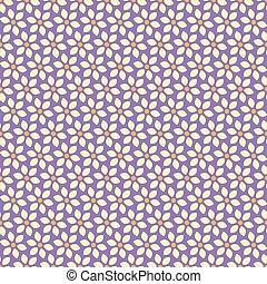 Patrón abstracto sin costura