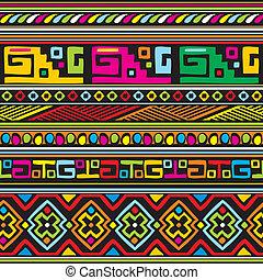 Patrón africano