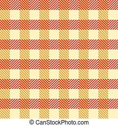 Patrón cuadrado sin costura. Trasfondo geométrico. Vector
