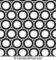 Patrón de círculo