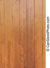 Patrón de color de madera decorativa