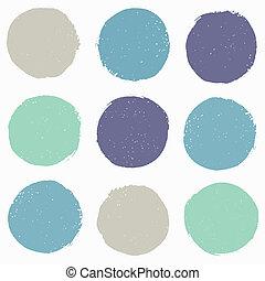Patrón de color