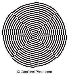 Patrón de diseño espiral
