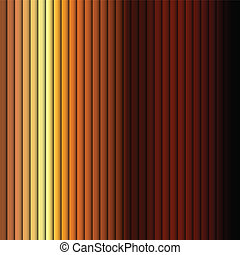 Patrón de fondo marrón rayado amarillo