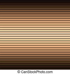 Patrón de fondo marrón rayado blanco